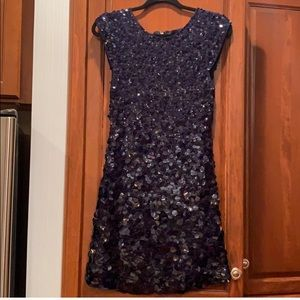 Alice and Olivia sequins party dress